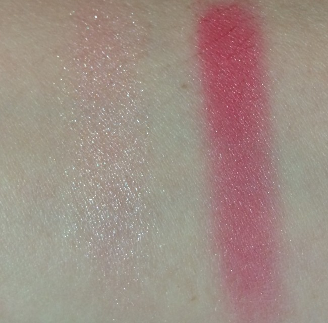 Nars Dual Intensity Blush in Adoration Swatch
