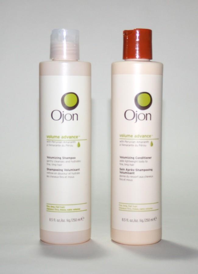 Ojon Volume Advance Volumizing Shampoo and Conditioner
