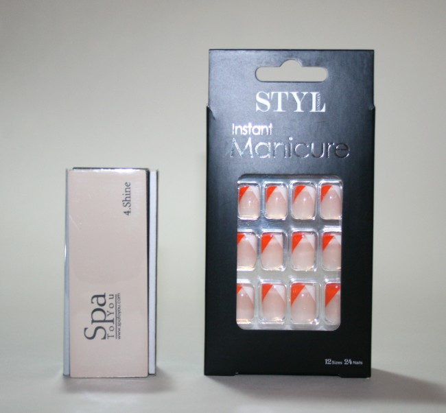 Styl London Monthly Manicure Box Gel
