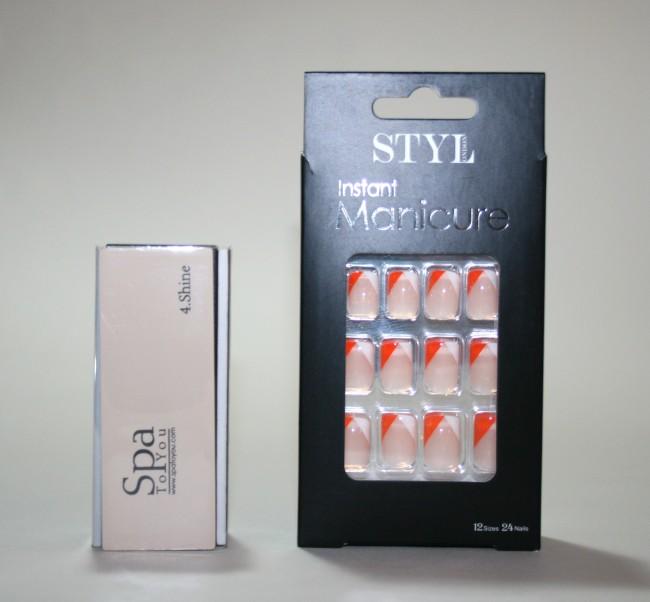 Styl London Monthly Manicure Box Gel
