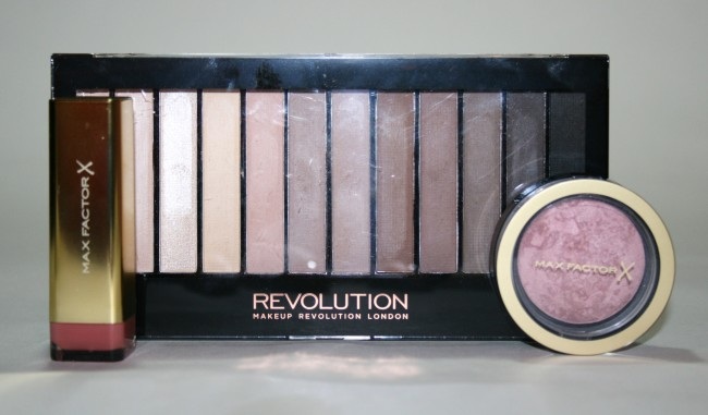 Things I love March 2015 Makeup Revolution Max Factor