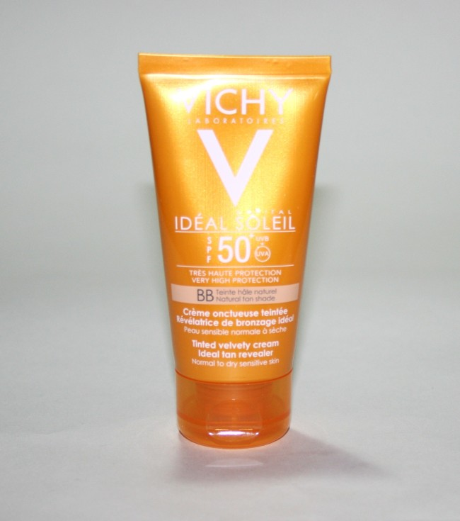 Vichy Ideal Soleil BB Tinted Velvety Cream Review
