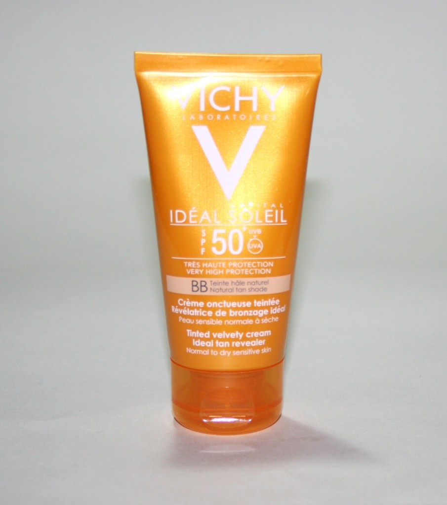 Vichy Ideal Soleil BB Tinted Velvety Cream