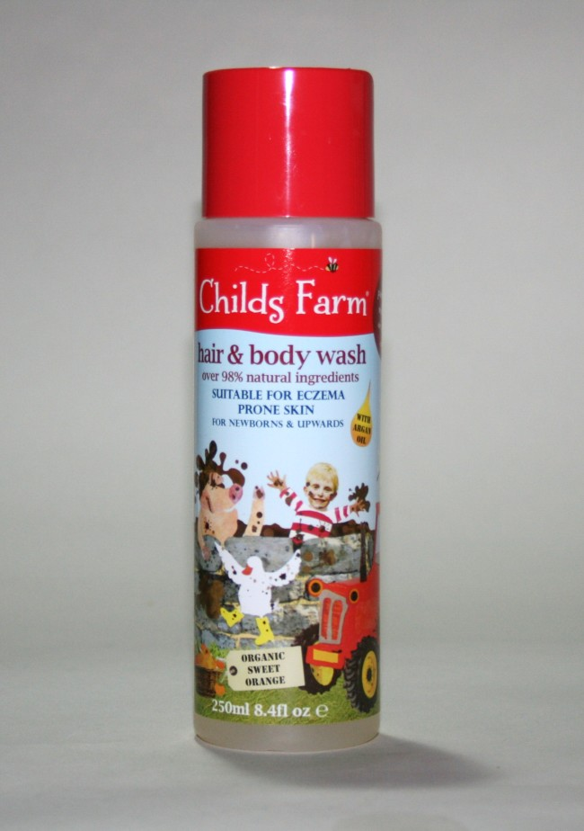 Childs Farm Hair and Body Wash