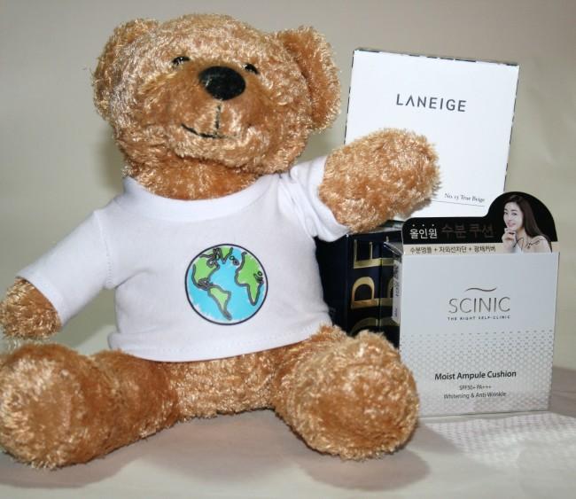 Cosme-de.com bear