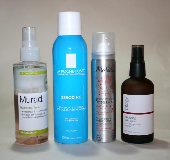 Facial Sprays Acne