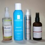Four More Facial Sprays