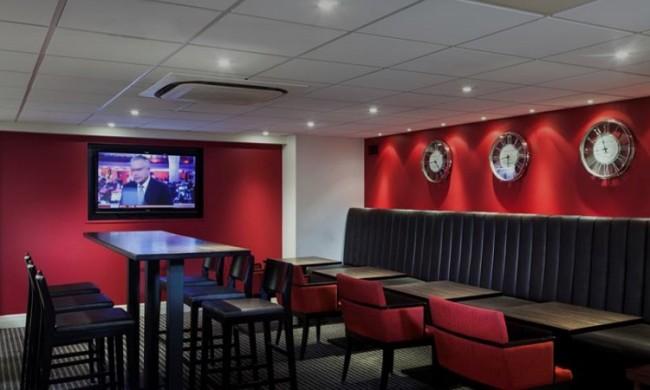 Holiday Inn Kensington Forum - Crew Lounge