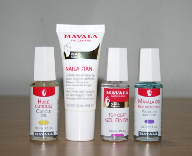 Mavala Care Products Competition
