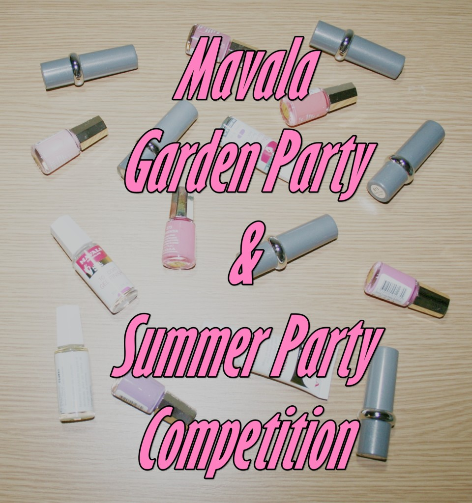 Competition: 2 x Mavala Lip and Nail Bundles (Garden Party and Summer Party)