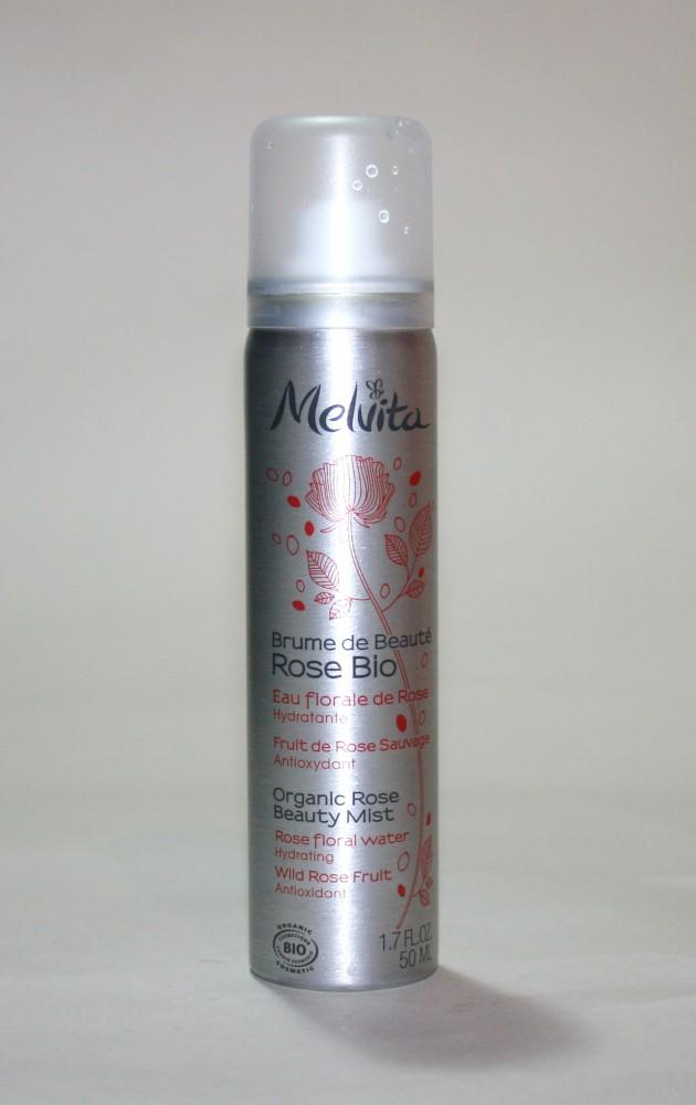 Melvita Organic Rose Beauty Mist Review