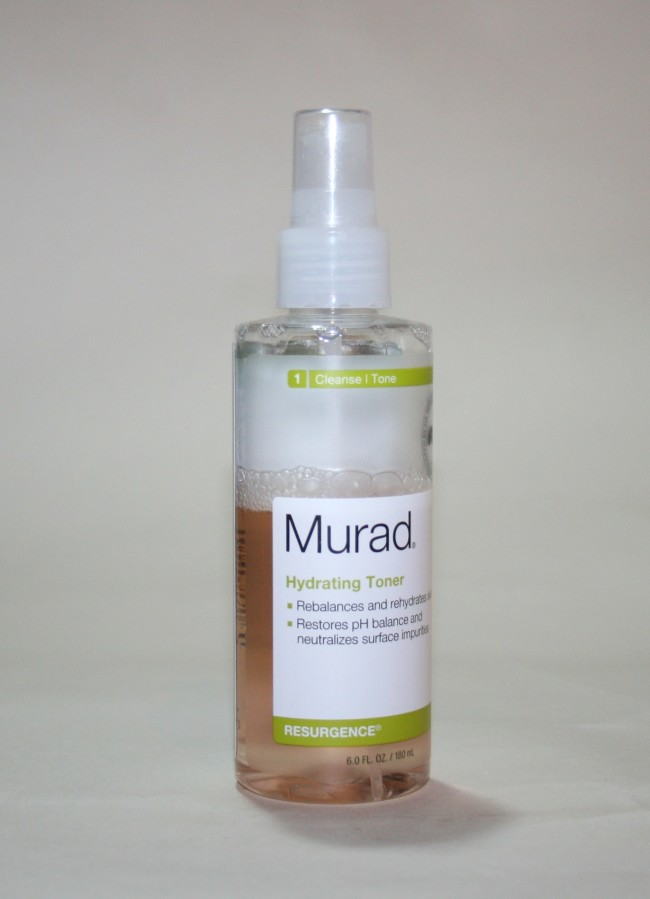 Murad Hydrating Toner Review