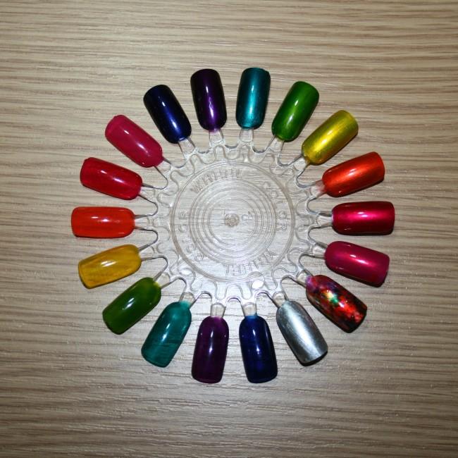 OPI ColorPaints Colour Wheel
