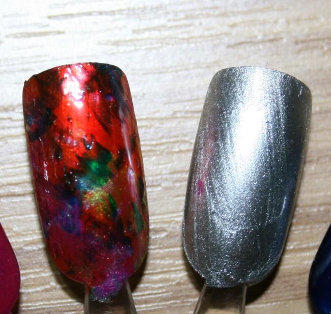 OPI ColorPaints Silver Canvas
