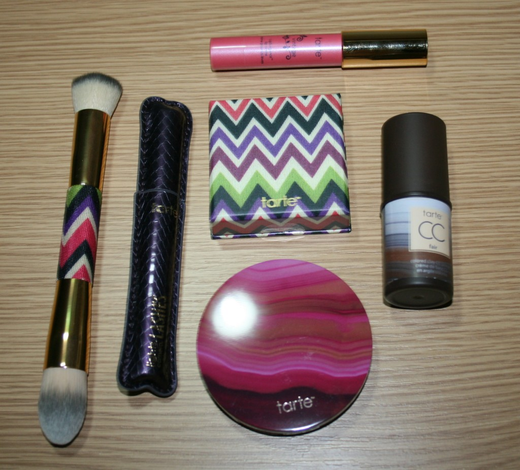 Tarte QVC TSV: Best Face Forward Discovery Kit