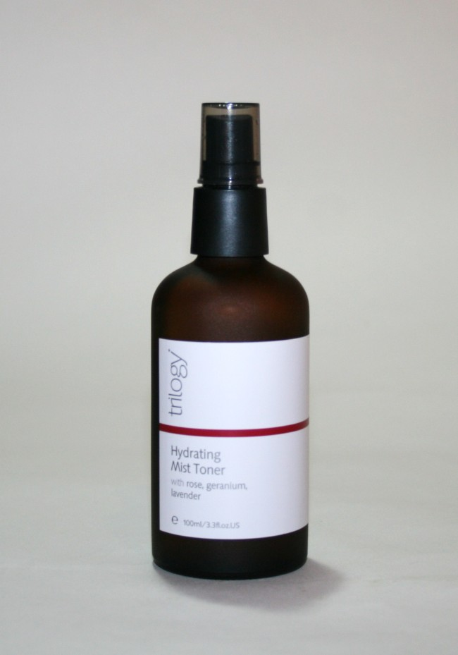 Trilogy Hydrating Mist Toner Review
