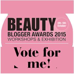 Beauty Blogger Awards Widget