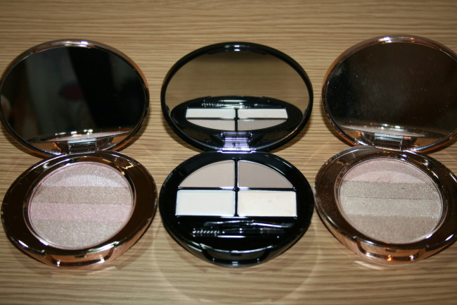 Boots No7 SS15 Shimmer Palettes
