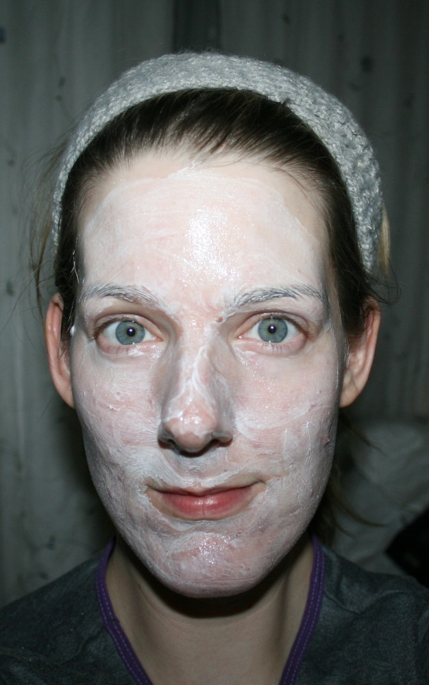 Caudalie Moisturising Mask Reviews