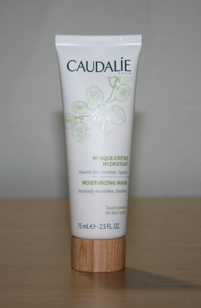 Mask Monday: Caudalie Moisturising Mask
