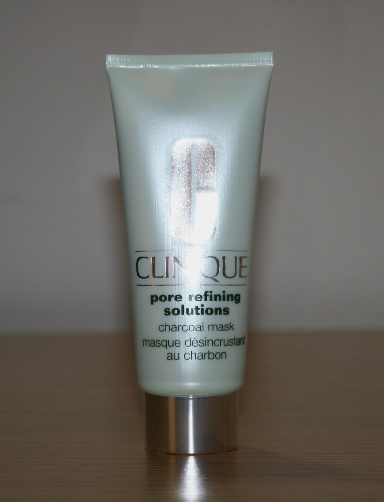 Mask Monday: Clinique Pore Refining Solutions Charcoal Mask
