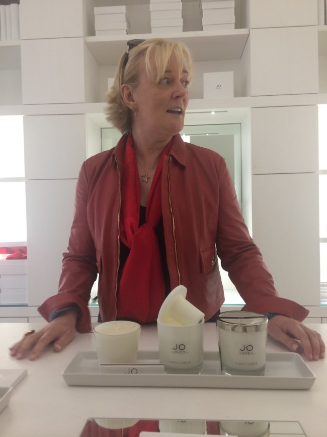 Jo Loves Candle Shot Jo Malone