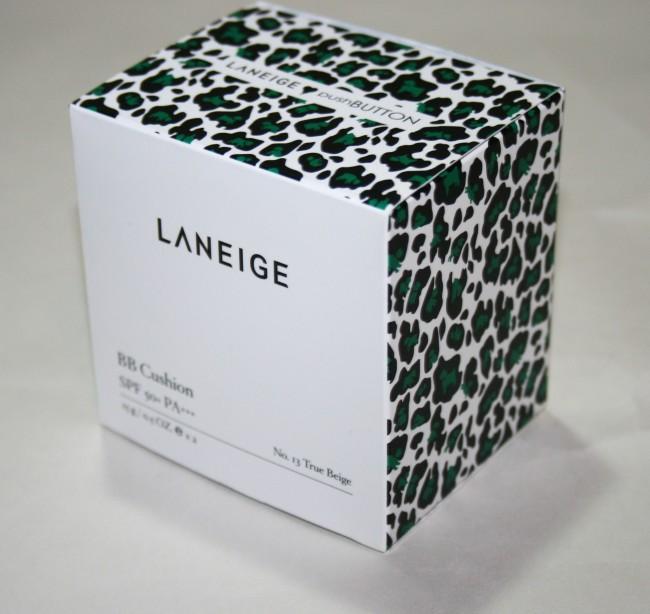 Laneige Pore Control BB Cushion Foundation Box