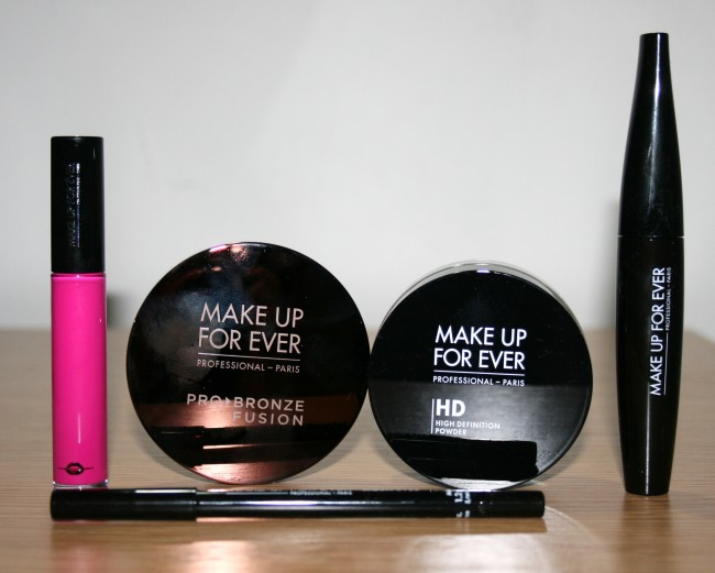 Make Up For Ever UK Launch