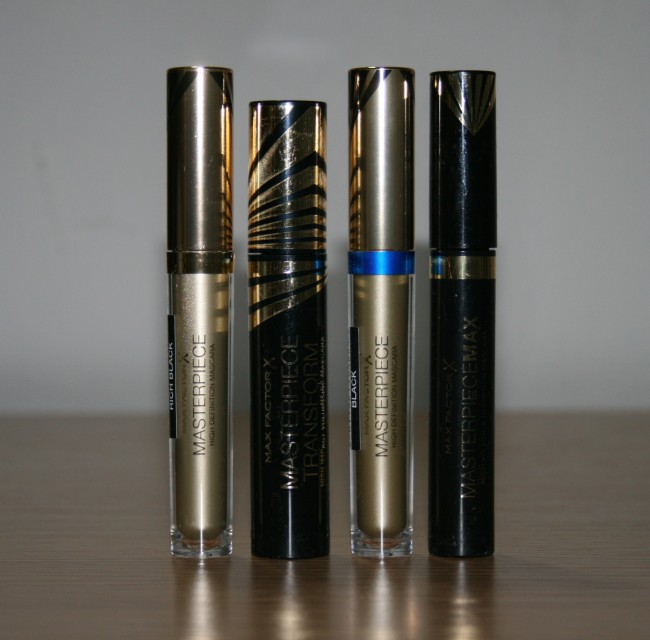 Max Factor Boutique 2015 Mascaras