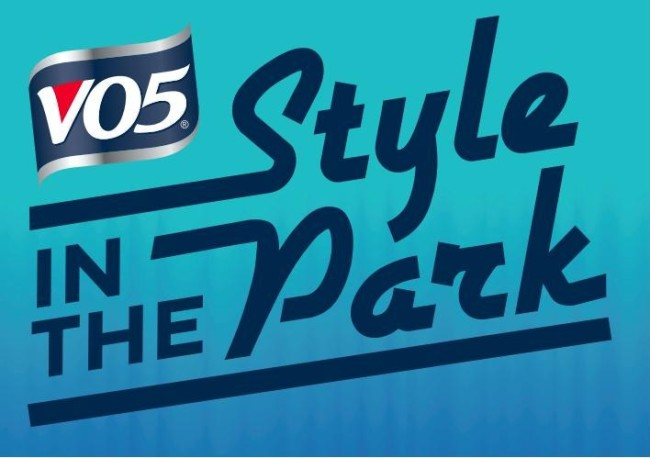 VO5 Style in the Park