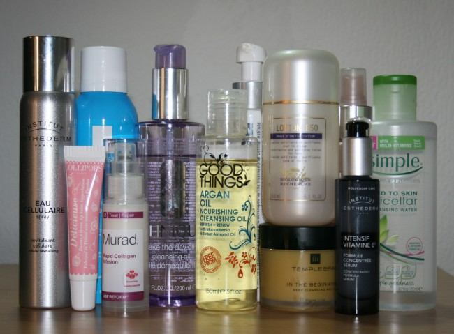 Current Skincare Routine July 2015