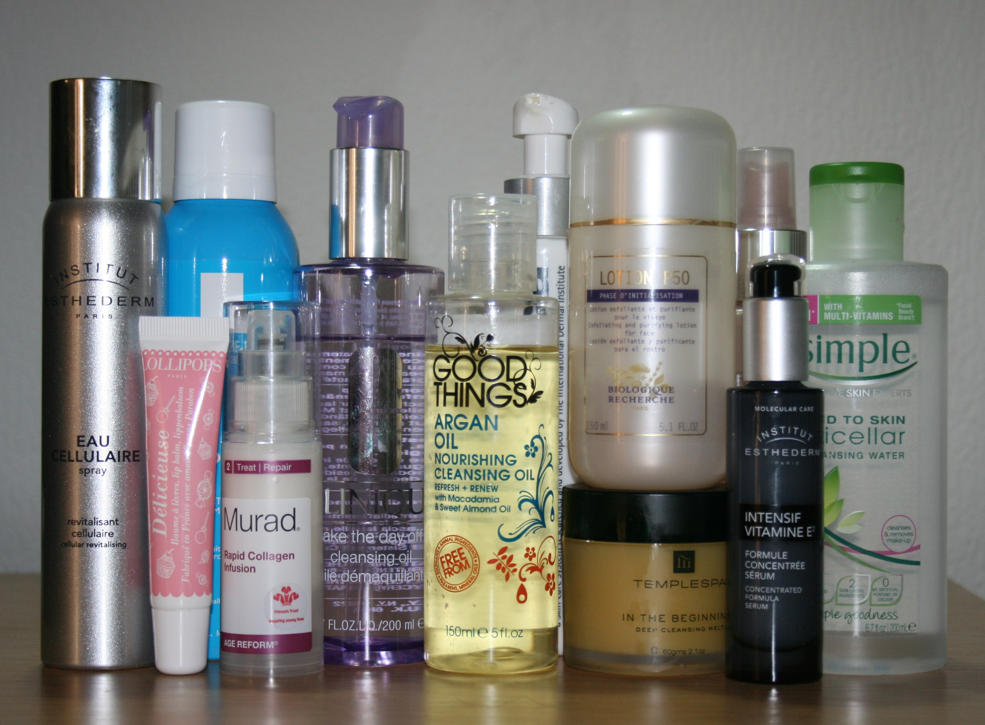 Current Skincare Routine: July 2015