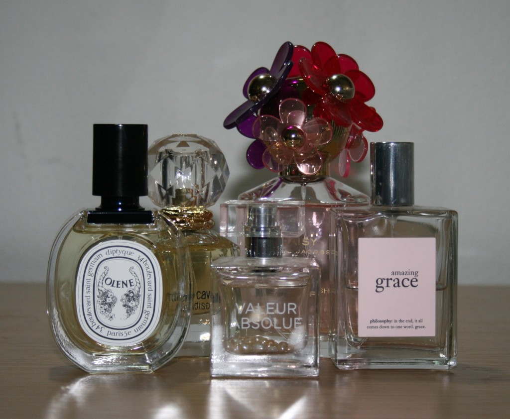Fragrance Friday: Current Loves