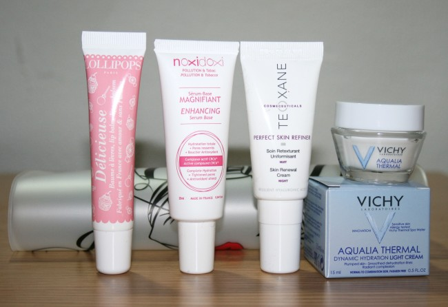 Glossybox July 2015 Contents