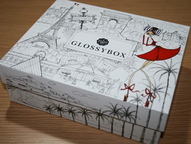 Glossybox July 2015 Contents Review