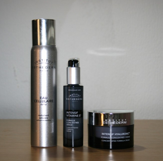 Institut Esthederm Hydration Products