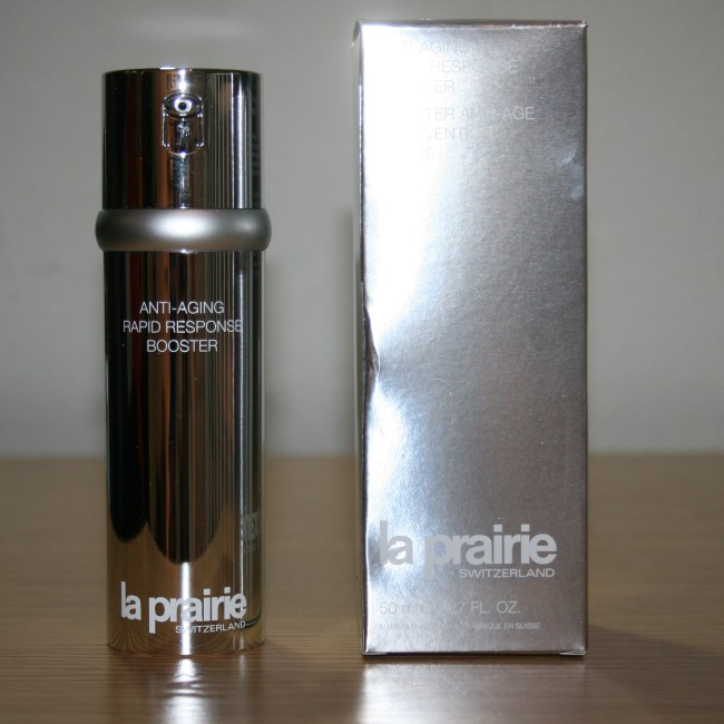 La Prairie Anti-Ageing Rapid Response Booster Review