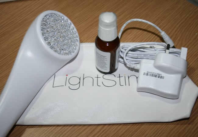 Lightstim for Wrinkles Contents Review