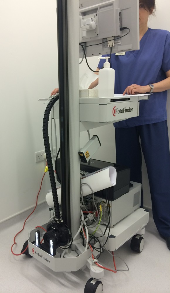 Mole Mapping at the Cadogan Clinic, London