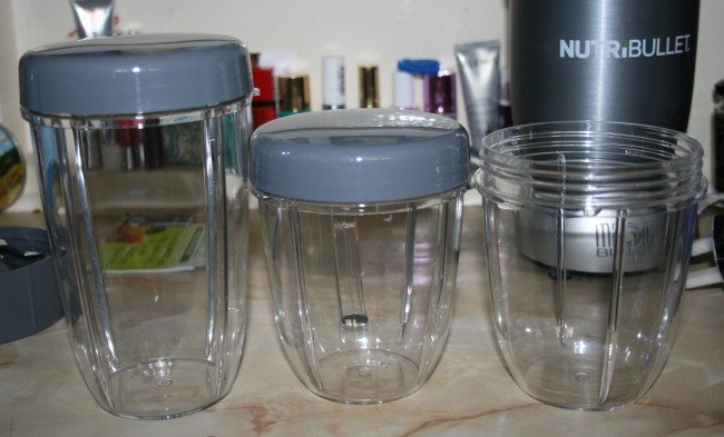 Nutribullet Cups