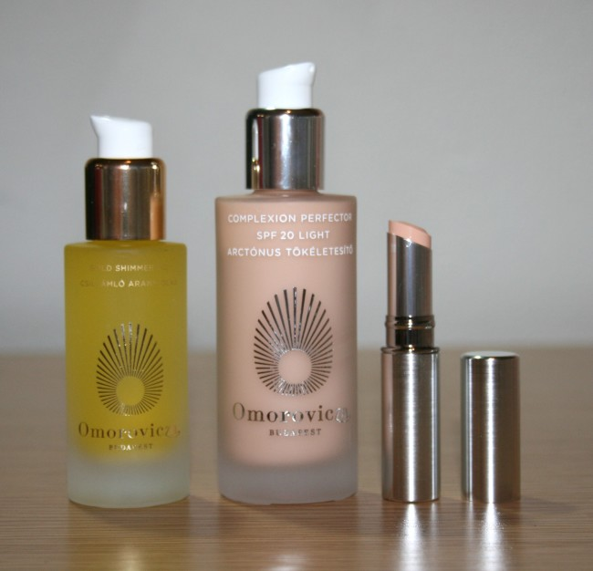 Omorovicza Summer Edit BB Cream, Shimmering Body Oil and Mineral Touch