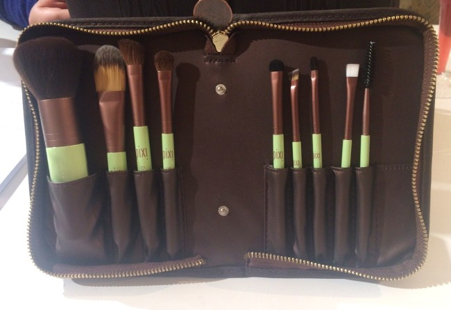 Pixi Professional Brush Set