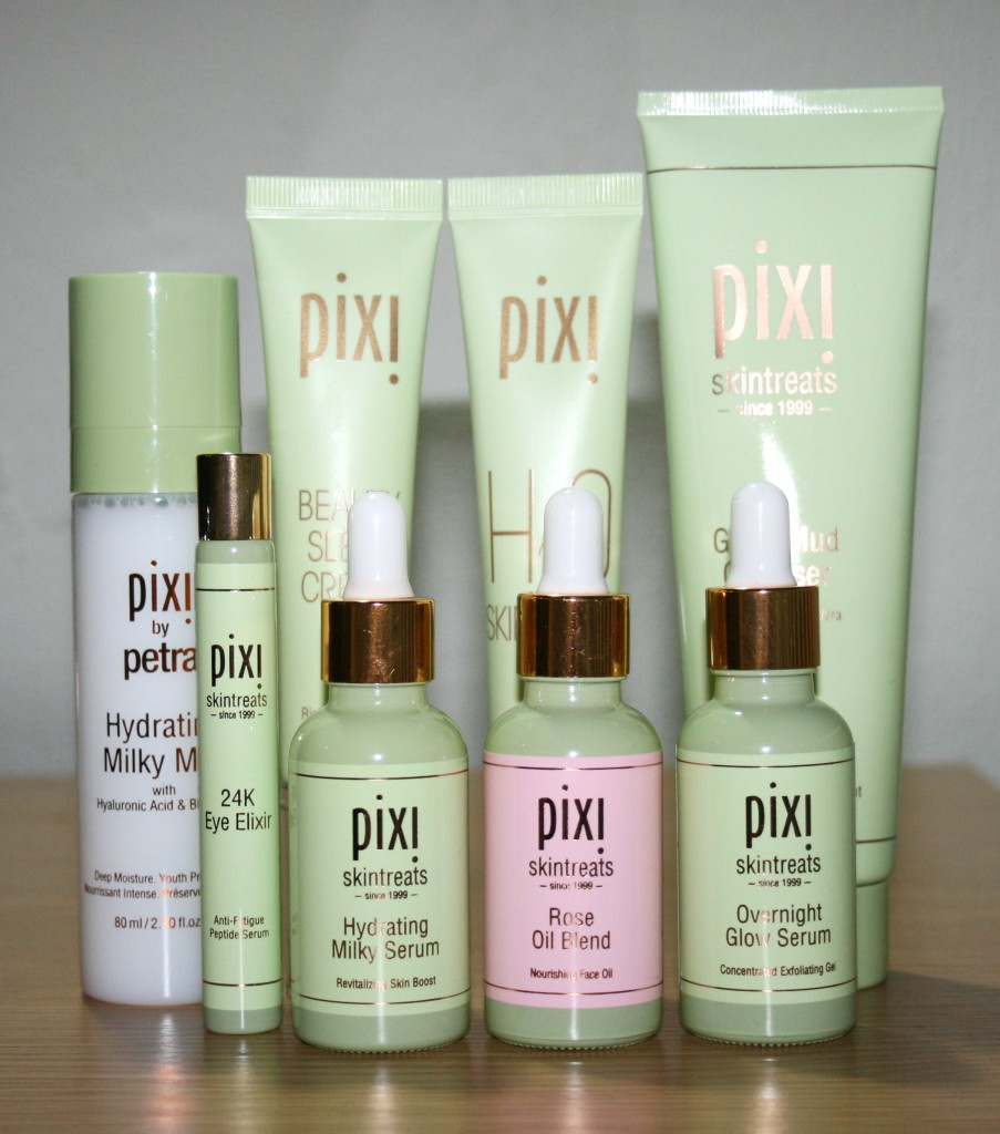 Pixi Skincare (and a couple of colour updates too)