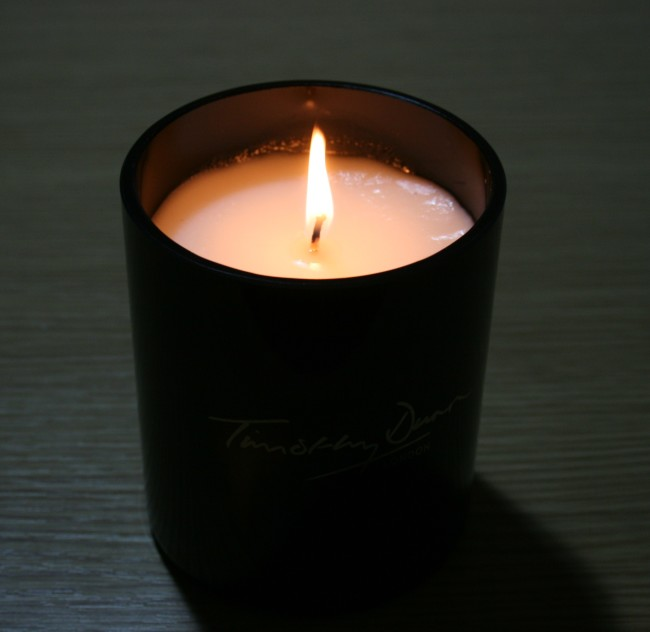 Timothy Dunn Violette De Lune Candle Review