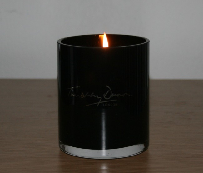 Timothy Dunn Violette De Lune Home Candle Review