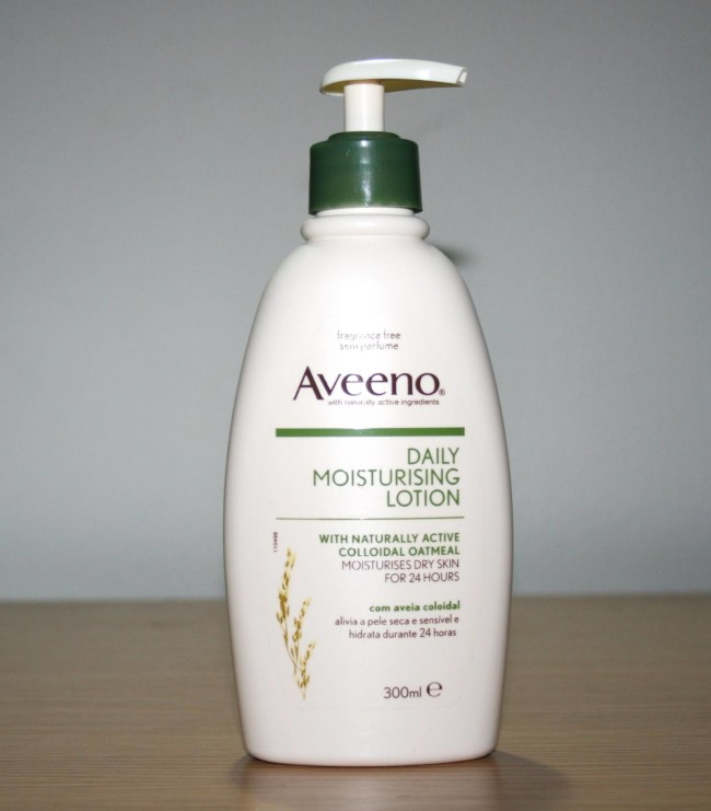 Aveeno Daily Moisturising Lotion Review