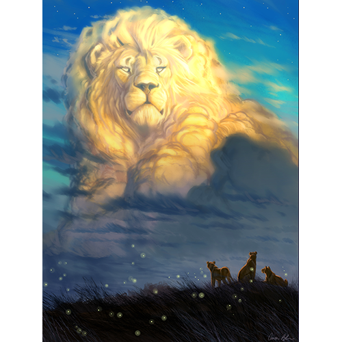 Cecil the Lion Prints