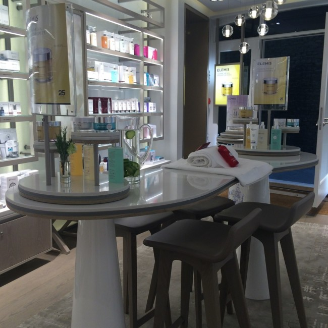 House of Elemis Facial