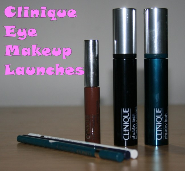 New Clinique Eye Makeup Launches