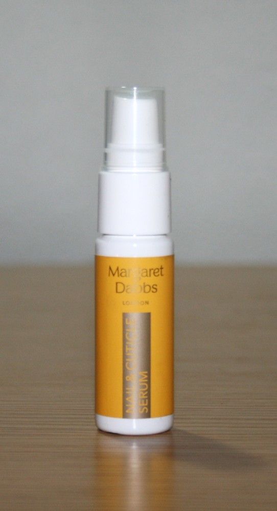 Margaret Dabbs Fabulous Hands Nourishing Nail and Cuticle Serum Review